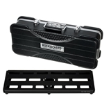RBOB2.1DUOA Rockboard RBO 2.1 Duo A with ABS Case Pedal Board
