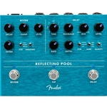0234546000 Fender Reflecting Pool Reverb - Delay Effects Pedal