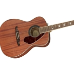 0971752022 Fender Tim Armstrong Hellcat Acoustic Electric Guitar, Natural