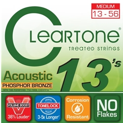 CL5505 ClearTone Acoustic Strings 13-56