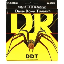 DR5512 DR Electric Strings Drop Down Tuning DDT 11-54