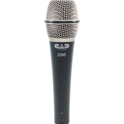 5998 CAD Audio D90 Dynamic Vocal Microphone