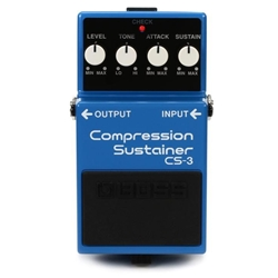 Roland 3302 Boss CS-3 Compressor Sustainer Effects Pedal