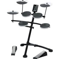 Roland TD-1K 5-Piece Electronic Drum Kit with Rubber Snare