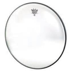 "Remo BR1322 Ambassador Bass Drumhead - 22"" - Clear"