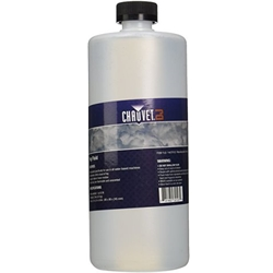 6107 CHAUVET DJ Fog Machine Fluid -1 Quart, Light System