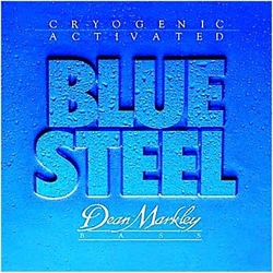 6142 Dean Markley 2674 Blue Steel Cryogenic Medium Light Bass Strings