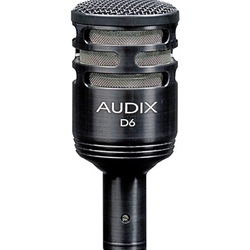 3172 Audix D6 Kick Drum Microphone
