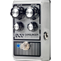4109     4429 DOD Gunslinger Stomp Box and Effects
