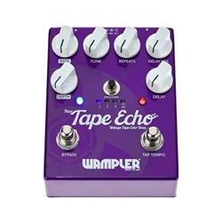 3494 Wampler Faux Tape Echo V2 Delay Effects Pedal
