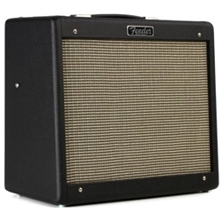 "2231500000 Fender Blues Junior IV 15-watt 1x12"" Tube Combo Amp - Black"