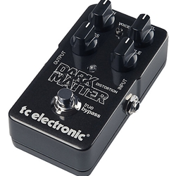 Tc Helicon 4732 TC Electronic 960720001 Dark Matter Distortion Pedal