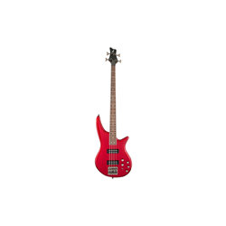 2919904573 Jackson JS Series Spectra Bass JS3, Laurel Fingerboard, Metallic Red
