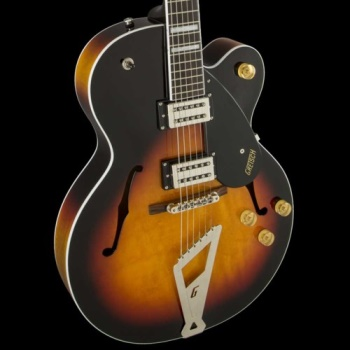 Gretsch 2804700520 G2420 Streamliner<SUP><SMALL>TM</SMALL></SUP> Hollow Body with Chromatic II, Lau