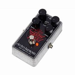 Electro-Harmonx BASSSOULFOOD Bass Soul Food Overdrive Effects Pedal