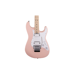 2966031519 Charvel Pro-Mod So-Cal Style 1 HH FR M, Maple Fingerboard, Satin Shell Pink