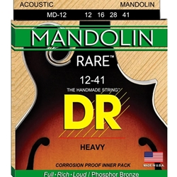 DR MD-12 Mandolin Strings Heavy 12-41